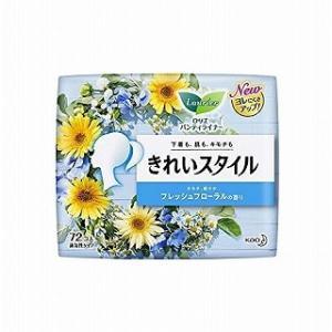 ロリエ きれいスタイル フレッシュフローラルの香り 72コ入|drug