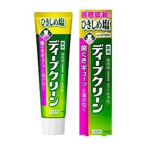 ディープクリーン 薬用ハミガキ ひきしめ塩100g 【医薬部外品】 drug