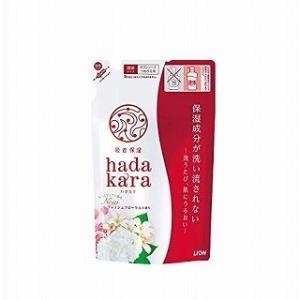hadakara(ハダカラ)ボディソープ フローラルブーケの香り つめかえ 360ml ライオン|drug