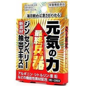 元気の力 3粒×2包 メイクトモロー|drug