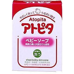 アトピタ 保湿全身せっけん 80g 丹平製薬|drug