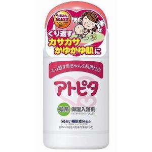 【医薬部外品】アトピタ 薬用保湿入浴剤 500g 本体 丹平製薬|drug
