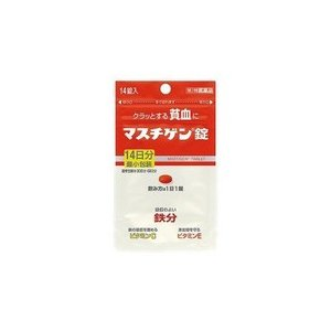 【第2類医薬品】マスチゲン錠 14錠|drug