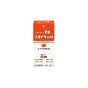 【第2類医薬品】マスチゲン錠 60錠|drug