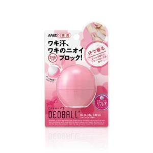 デオボール ブルームローズの香り(ピンク)15g 【医薬部外品】|drug