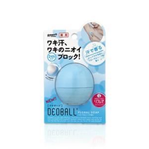 デオボール フローラルソープの香り(青)15g 【医薬部外品】|drug