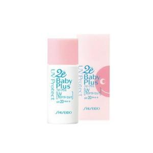 資生堂 2e(ドゥーエ)  ベビー UVプロテクトミルク 30mL SPF20 PA++ drug