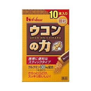 ウコンの力 顆粒 10本|drug