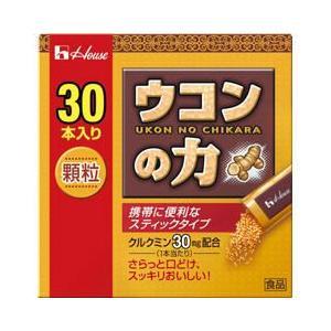 ウコンの力 顆粒 30包|drug