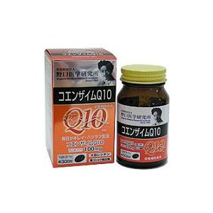 野口コエンザイムQ10(野口医学研究所) 60カプセル|drug