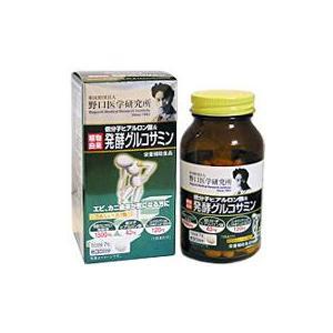 野口低分子ヒアルロン酸&発酵グルコサミン(野口医学研究所) 210錠|drug