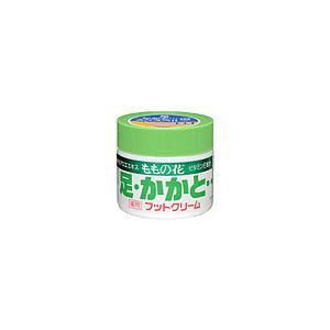 ももの花薬用フットクリーム 70g|drug
