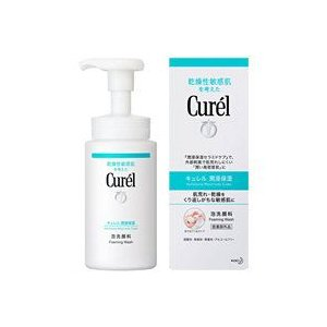 花王 キュレル 薬用泡洗顔料 150ml|drug