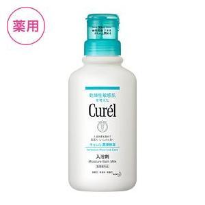 キュレル 薬用入浴剤 本体 420ml|drug