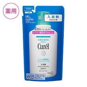 キュレル 薬用入浴剤 詰替用 360ml|drug