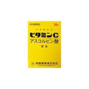 イワキ ビタミンC アスコルビン酸 原末 100g