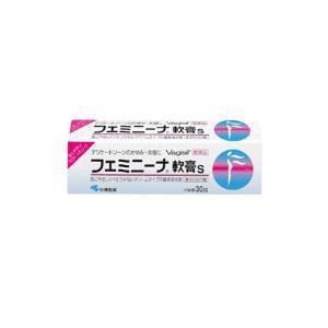 【デリケートゾーンに】フェミニーナ軟膏S 30g【第2類医薬品】|drug