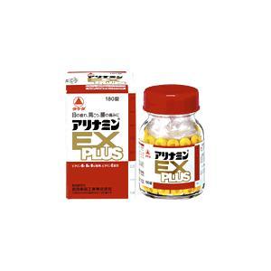 アリナミンEXプラス 120錠【第3類医薬品】