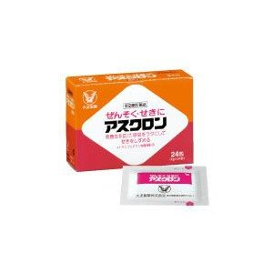 アスクロン 24包 【第(2)類医薬品】|drug