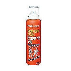サロメチールゾル 130ml【第3類医薬品】 佐藤