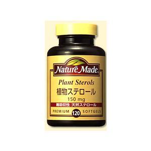 ネイチャーメイド 植物ステロール 120粒|drug