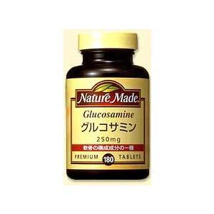 ネイチャーメイド グルコサミン 180粒|drug