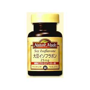 ネイチャーメイド 大豆イソフラボン 60粒|drug