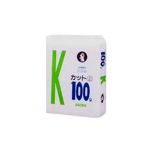 川本産業 脱脂綿カット100g 8x16cm drug