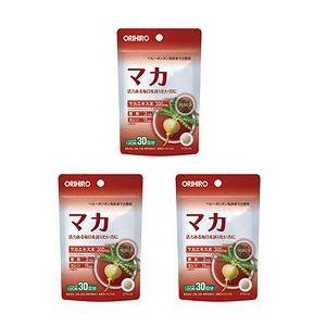 オリヒロPDマカ120粒 ★お徳用 3袋セット★ 【アウトレット】