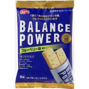 バランスパワー ブルーベリー味 6Pの関連商品10