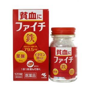 【第2類医薬品】 ファイチ 120錠|drughero
