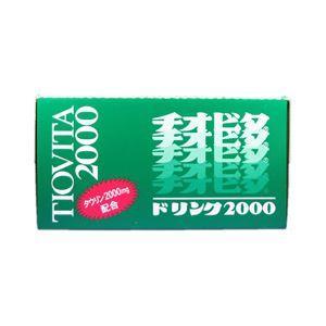 チオビタ ドリンク2000 100ml×10本入 【指定医薬部外品】|drughero