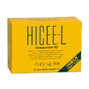 【第3類医薬品】 ハイシーL(つめ替え用、えるケース添付なし) 100錠|drughero