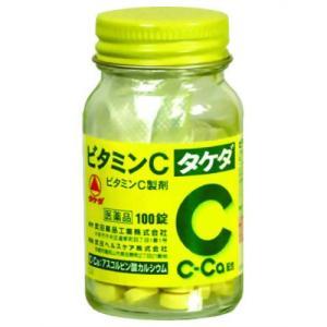 【第3類医薬品】 ビタミンC「タケダ」 100錠|drughero