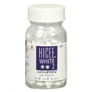 【第3類医薬品】 ハイシー ホワイト2 120錠|drughero