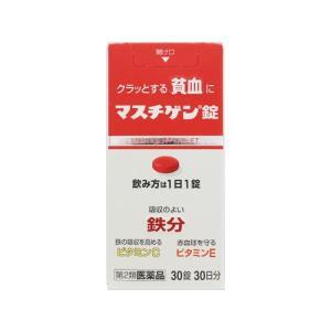 【第2類医薬品】 マスチゲン錠 30錠|drughero