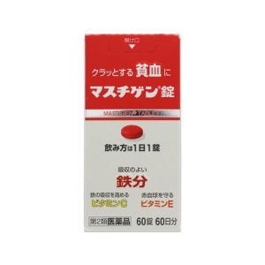 【第2類医薬品】 マスチゲン錠 60錠|drughero