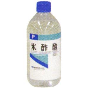 氷酢酸 500ml drughero