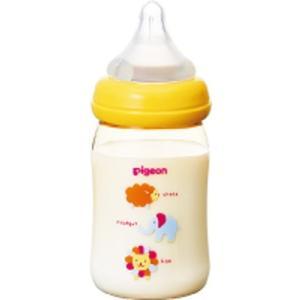 母乳実感ほ乳びん プラ アニマル柄 160ml|drughero