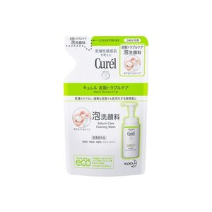 キュレル 皮脂トラブルケア泡洗顔料 つめかえ用...の関連商品5