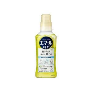 エマール リフレッシュグリーンの香り本体 500ml|drughero