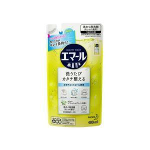 エマール リフレッシュグリーンの香り替 400ml|drughero