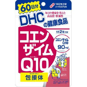 【メール便対応商品】 DHC コエンザイムQ10 包接体 6...