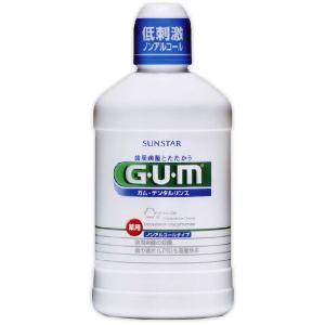 GUM デンタルリンス ノンアルコールタイプ 500ml 【医薬部外品】