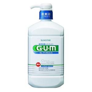 GUM デンタルリンス ノンアルコールタイプ 960ml 【医薬部外品】