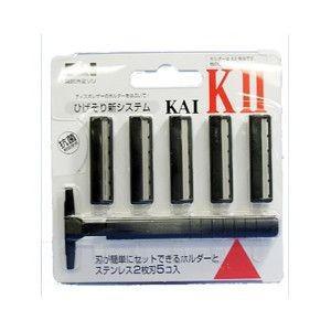 貝印株式会社カミソリ営業部 貝印KAI-K2の商品画像