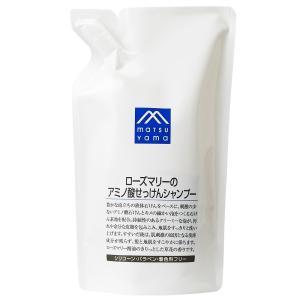 松山油脂 M mark ローズマリーのアミノ酸せっけんシャンプー[詰め替え]550ml×3個セット ...
