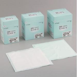 オオサキメディカル 手術用被覆・保護材 滅菌サンドガーゼ SF1515 1枚入(20袋)(15cm×...