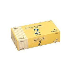 ■製品特徴 ●手指・皮膚の消毒に便利で衛生的な、脱脂綿タイプの2枚入りエタノール80%含浸綿です。