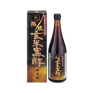オリヒロ株式会社 熟成玄米黒酢 720ml 【...の関連商品1
